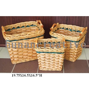 Willow Planter Basket