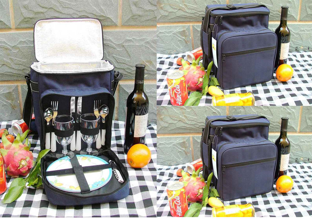 Picnic Bag for 2 persons Use