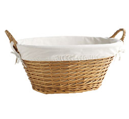 Willow Laundry Basket