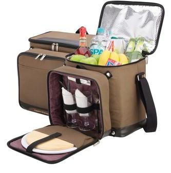 Picnic Cooler Bag for 2 persons