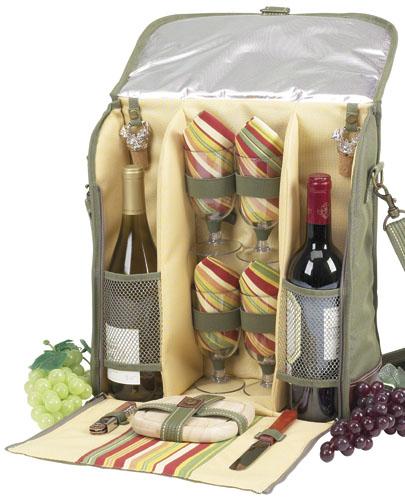 2 Bottles Wine Bag