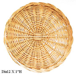 Willow Tray Basket