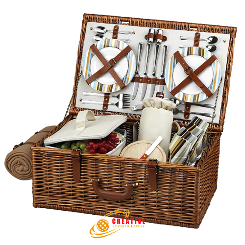 4 Persons Picnic Basket