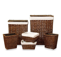 Our Laundry Hamper set is ideal for  Bathroom Laundry Use...
